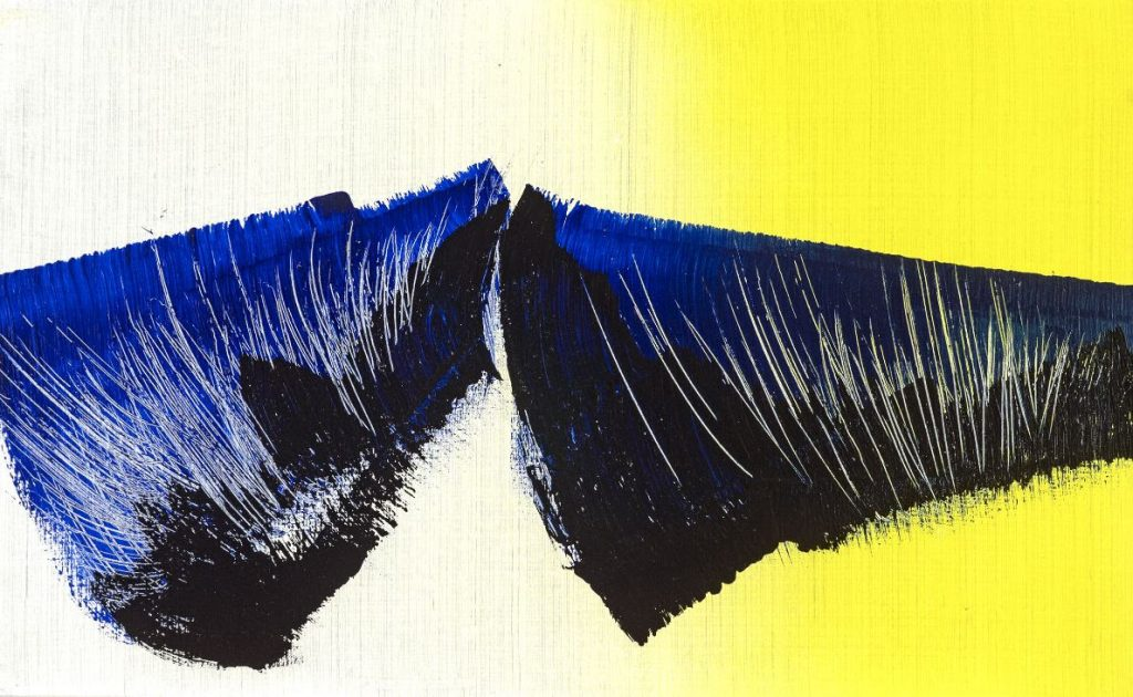 Hans Hartung, portrait-fleuve d'un grand de l'Abstraction au Musée d'Art Moderne de Paris