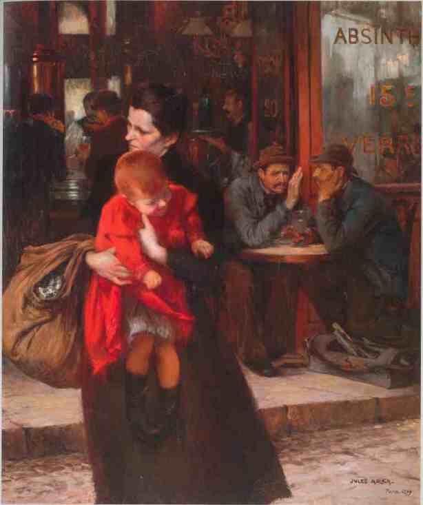 Jules Adler, redécouverte d'un peintre du peuple au mahJ