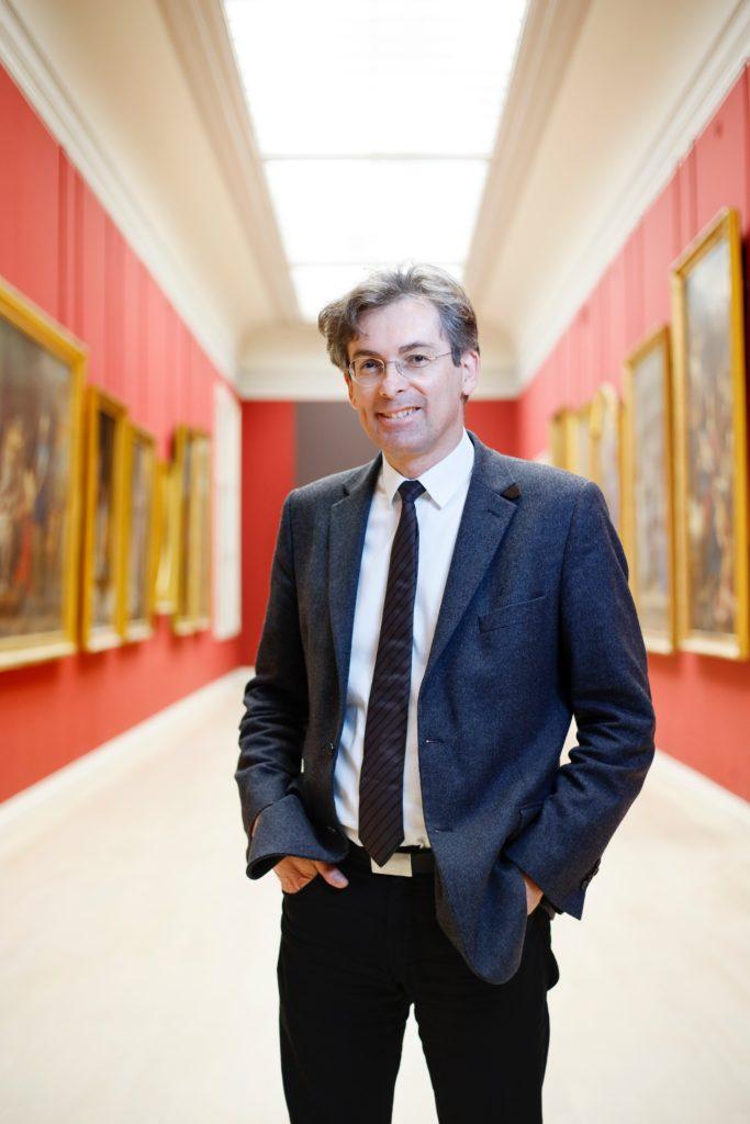 Sylvain AMIC, Directeur de la Réunion des Musées Métropolitains Rouen Normandie nous parle de La chambre des visiteurs