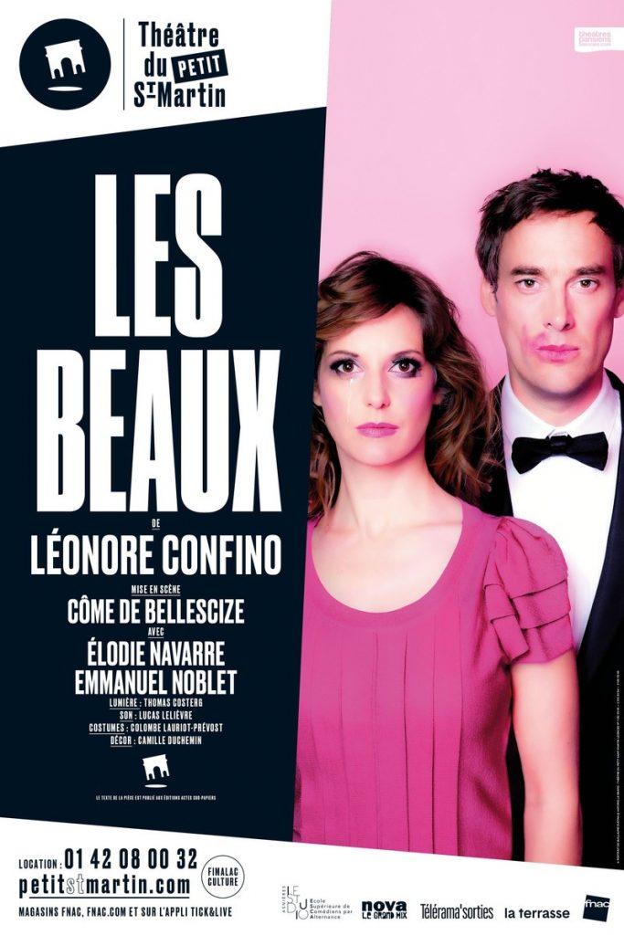 «Les Beaux», venez jouer avec Ken et Barbie au Théâtre du Petit Saint Martin!