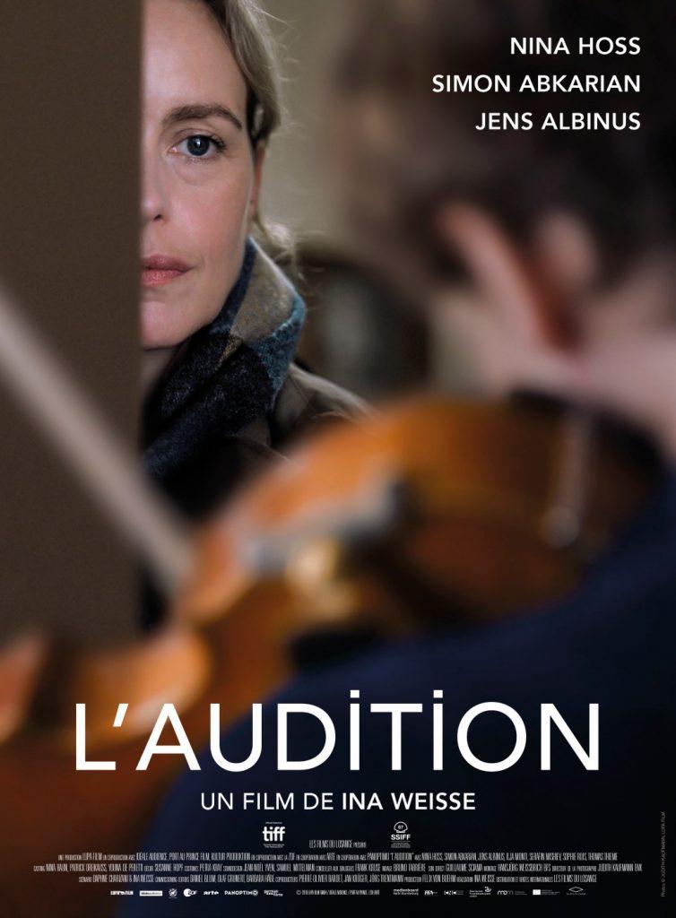 «L'audition» de Ina Weisse glisse Nina Hoss dans un rôle de professeur de violon complexe