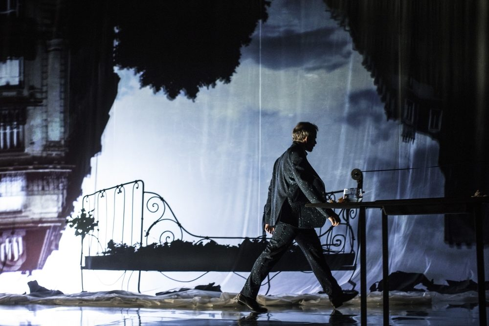 Benjamin Lazar créé un Maldoror drolatique au Théâtre de l'Athénée