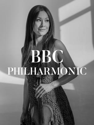 Pour notre plus grande joie, La Seine musicale accueille Le « BBC Philarmonic » et la violoniste Arabella Steinbacher.