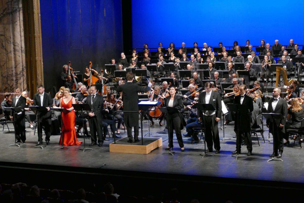 Si grande en son obscurité : La Reine de Saba à l'Opéra de Marseille