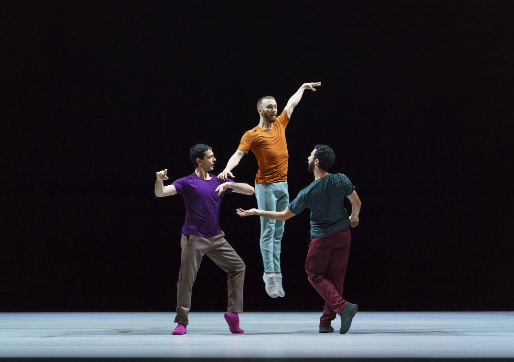 Forsythe à bras ouverts au Théâtre du Châtelet