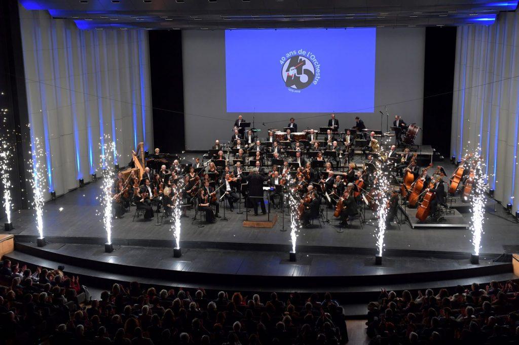 Soirée anniversaire pour l'Orchestre de Montpellier