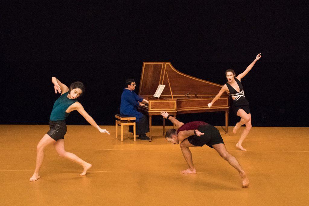 Les variations baroques de Loïc Touzé au Théâtre de la Bastille