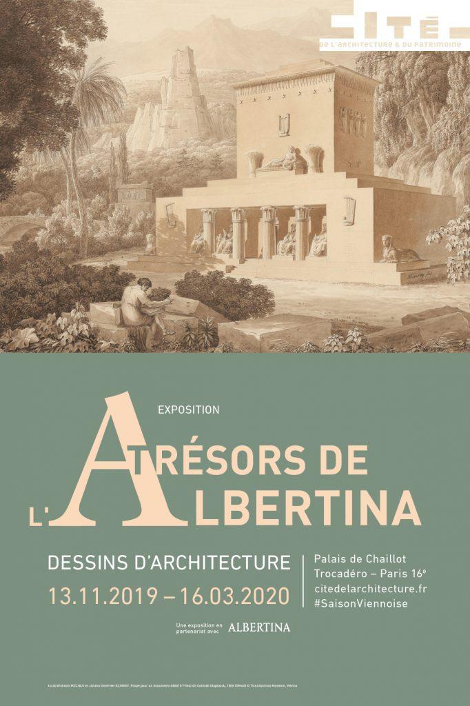 Les chefs-d'œuvre de l'Albertina sont à la Cité de l'Architecture et du Patrimoine