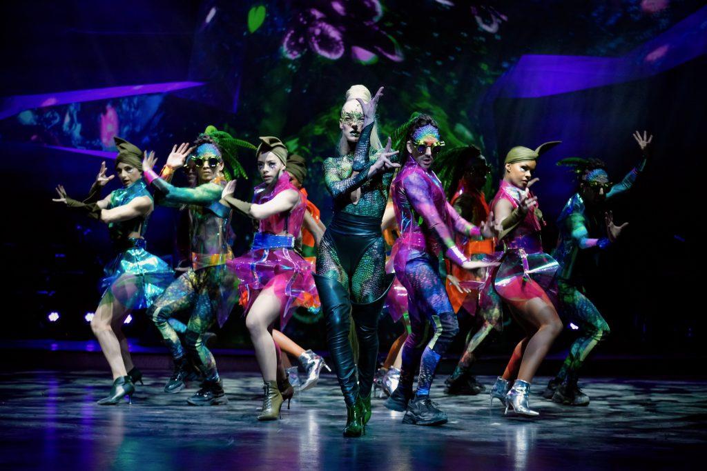 Cirque de Paname : un show extravagant made in France