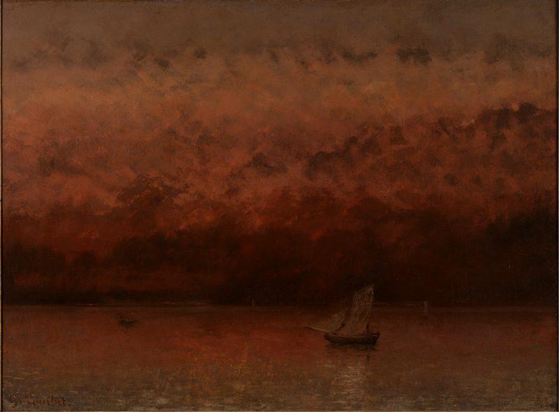 Courbet et Hodler, une rencontre à Ornans