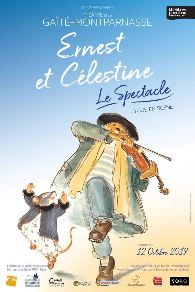 «Ernest et Célestine: Tous en scène!», une amitié à toute épreuve