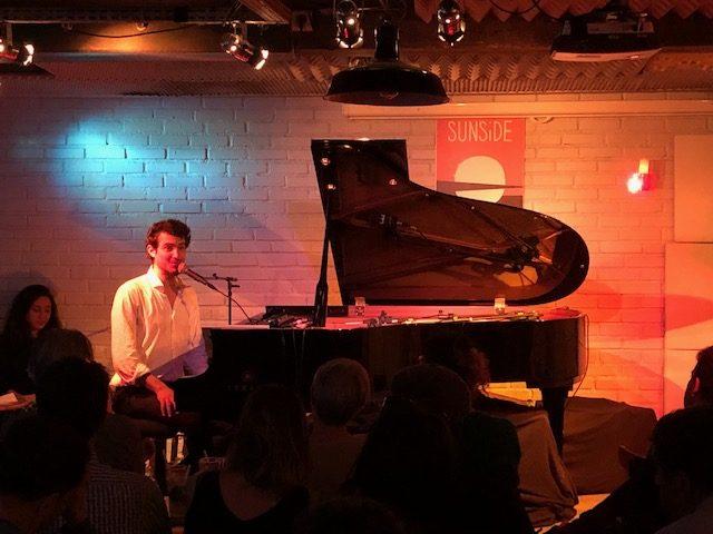 Guy Mintus enchante le Sunset avec Jazz'n Klezmer