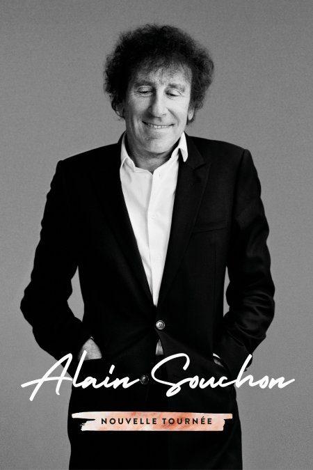 Alain Souchon au Dôme de Paris : une poésie qui nous fait oublier la laideur du quotidien !