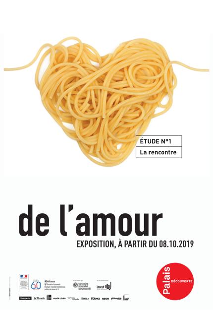 «De l'amour» au Palais de la Découverte : l'expo qui mêle science et battements de cœur