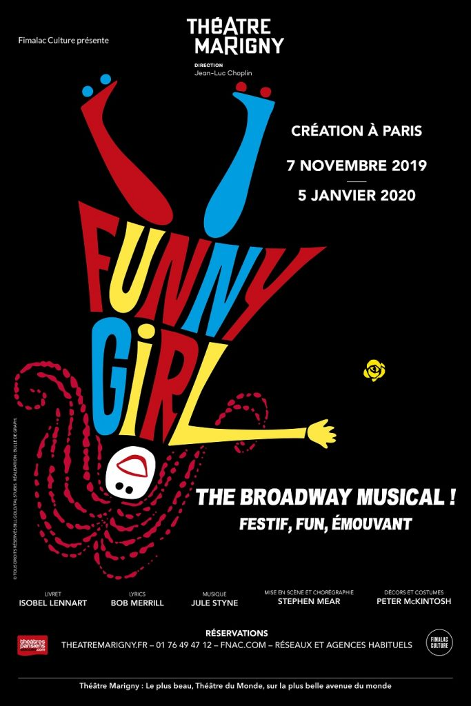 Stephen Mear : « Funny Girl apporte une nuance assez incroyable »