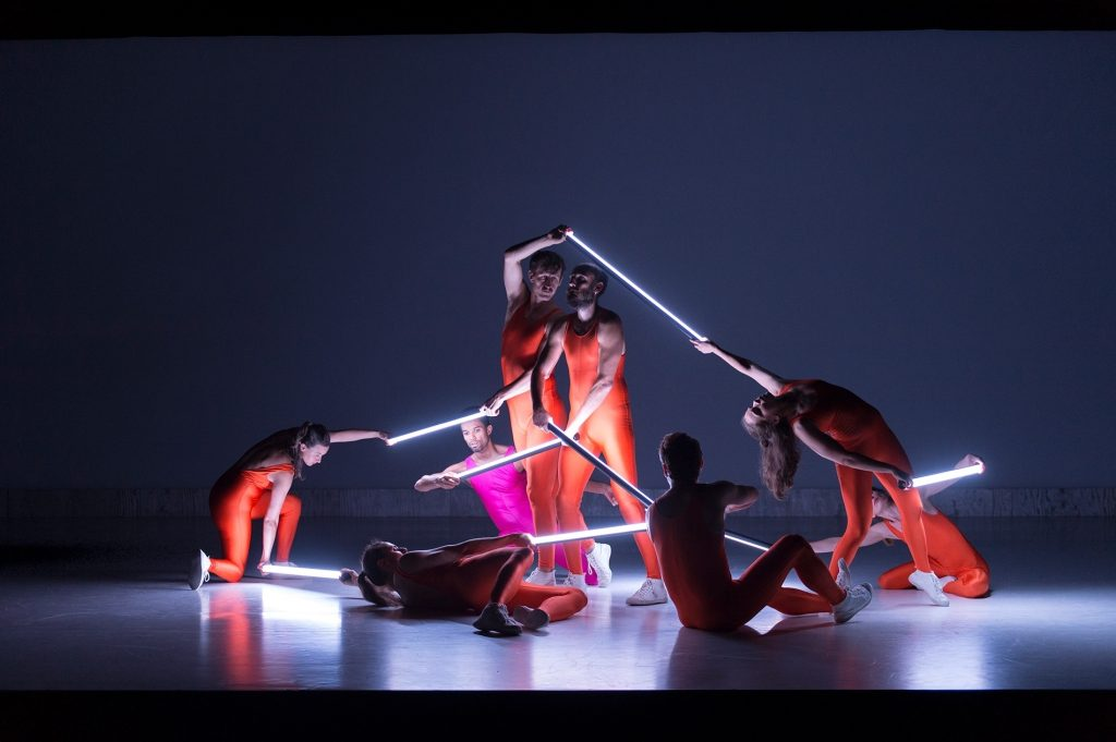 «Moving in concert», Mette Ingvartsen et les corps lumineux