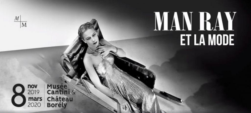 «Man Ray, photographe de mode», une exposition documentée au Musée Cantini de Marseille