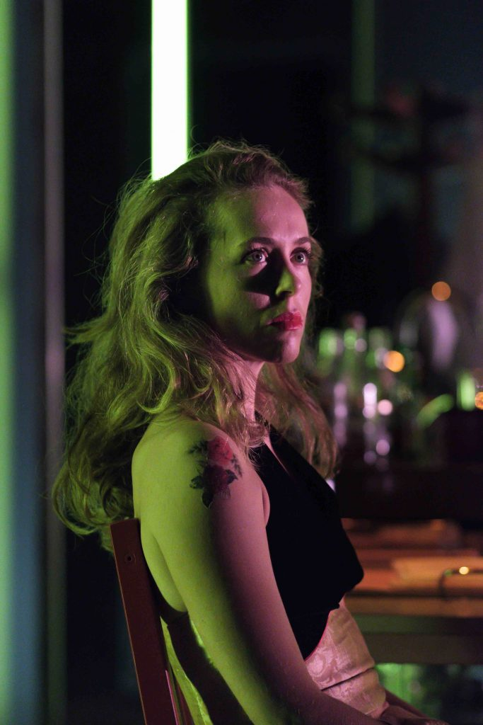 Splendide Mademoiselle Julie de August Strindberg à la Tempête