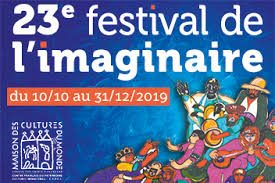 XXIIIe Festival de l'Imaginaire.