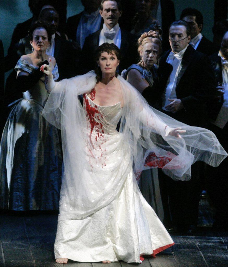 Interview d'Annick Massis : « La beauté de l'opéra est d'être un art vivant et évolutif»
