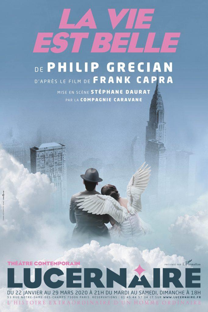 L'adaptation De La Vie est Belle de Frank Capra débarque au Lucernaire.