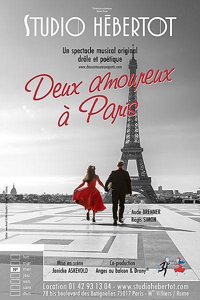 Rencontre avec Aude Brenner «Deux amoureux à Paris»