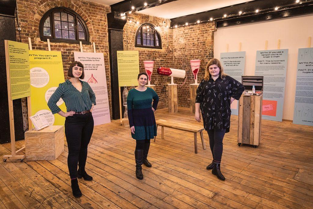 Vagina Museum, le tout premier Musée du Vagin au monde a ouvert ses portes à Londres !