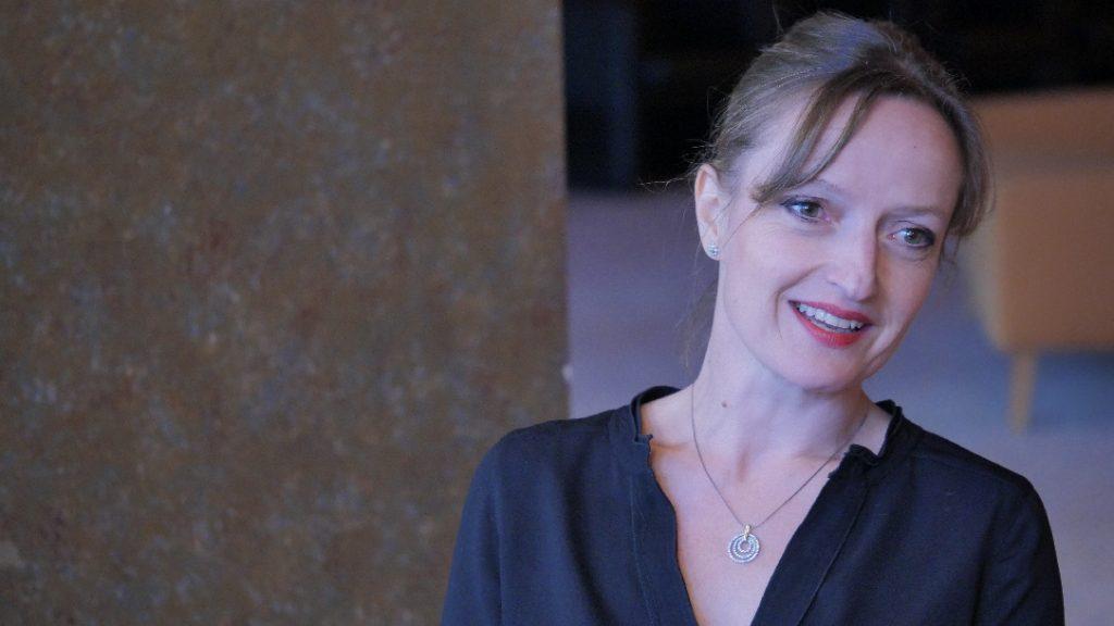 Eve Christophe nous parle d'Hellébore à l'Opéra de Limoges