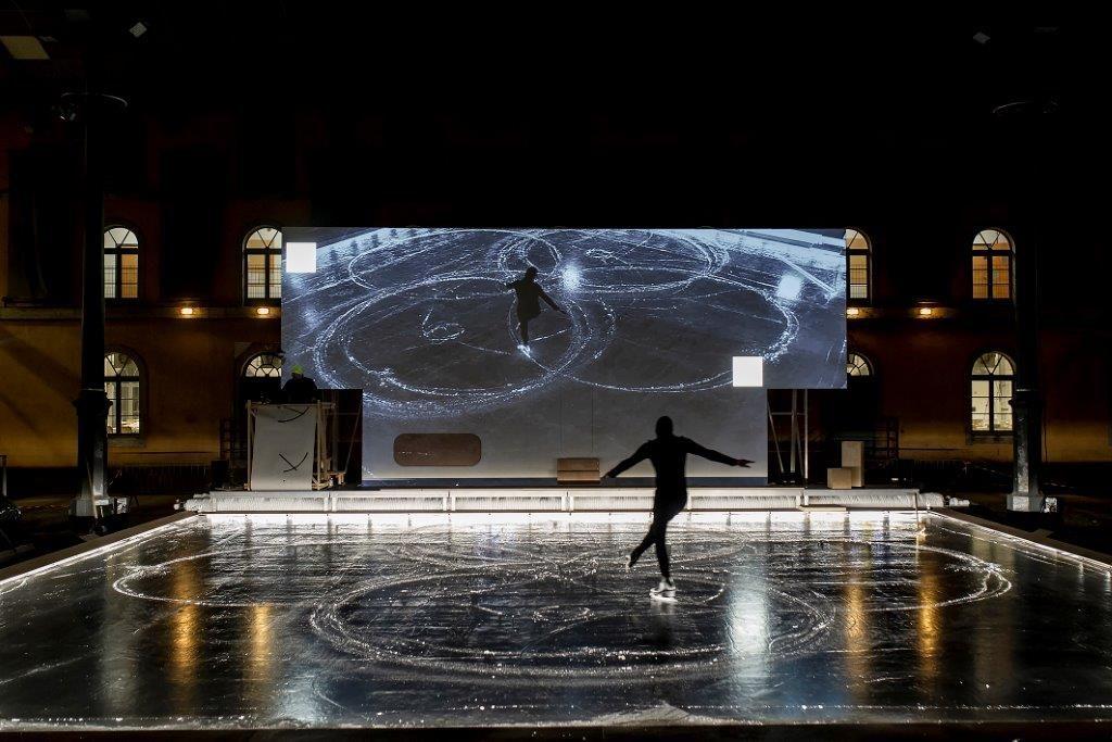 Compulsory Figures : Les belles images de Xavier Veilhan à la Villette