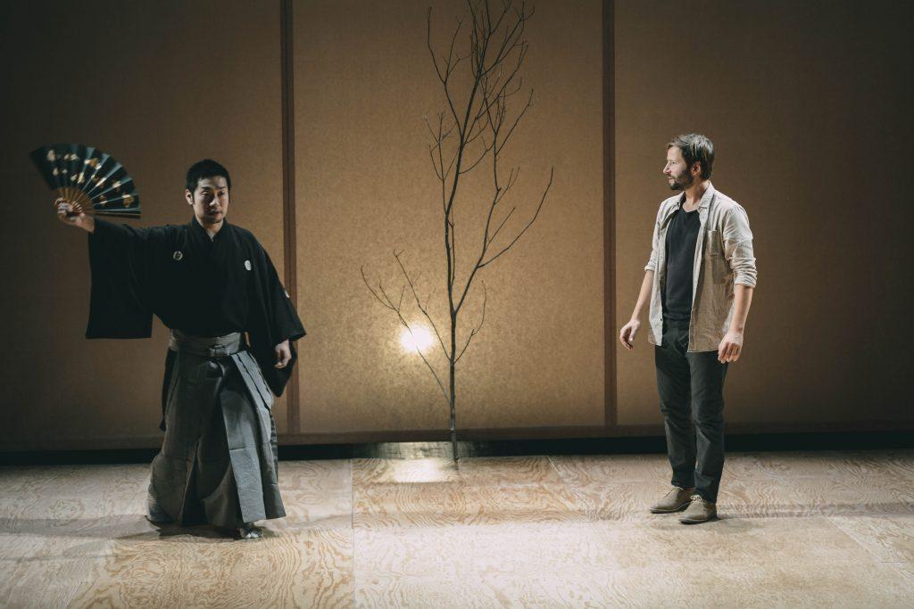 Simon Gauchet, metteur en scène de «L'Expérience de l'arbre» : «Le théâtre Nô est une machine à voyager dans le temps»