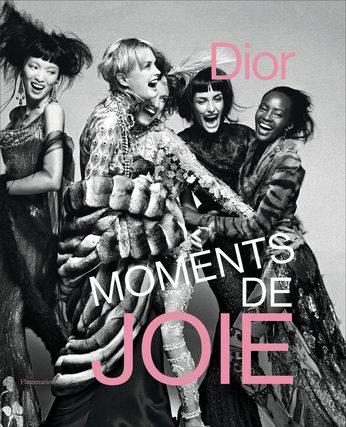 «Dior, moments de joie» un beau livre éclatant par Muriel Teodori