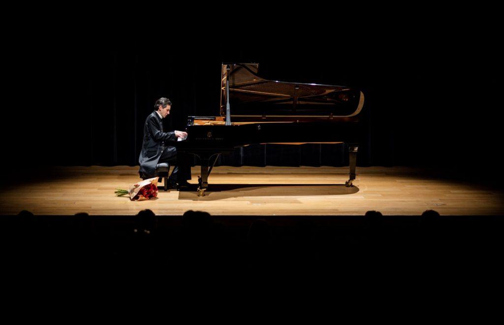Festin pianistique dominical au musée Würth à Erstein