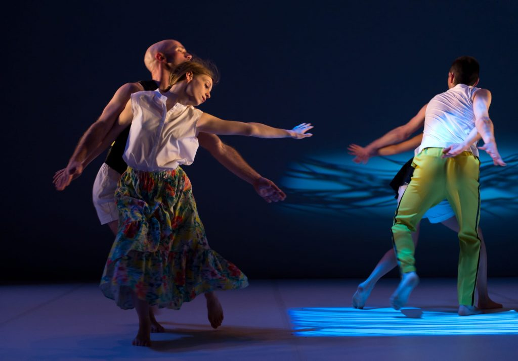 «Dans ce monde», la belle traversée de Thomas Lebrun à l'Opéra de Paris