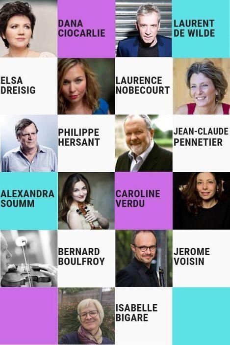 Prix littéraire des musiciens : lauréats 2019