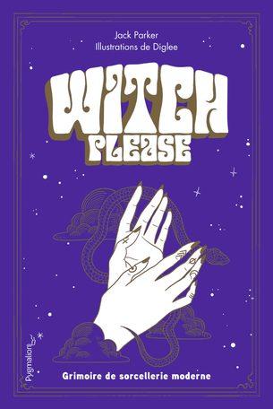 «Witch, Please, Grimoire de sorcellerie moderne» : Jack Parker et Diglee pour une collaboration magique