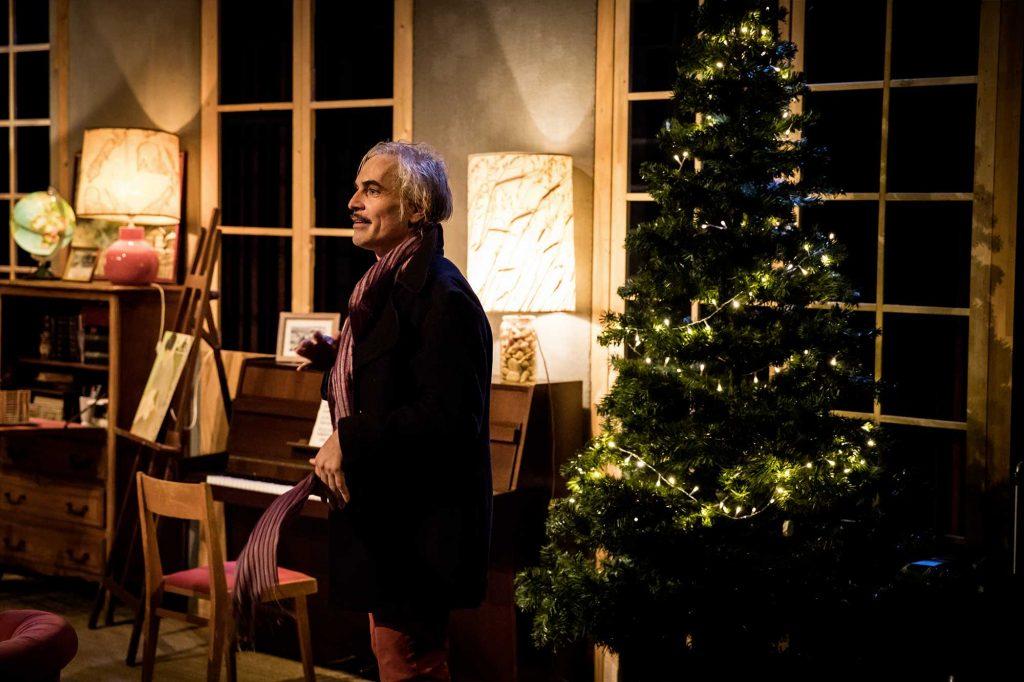 Un conte de Noël : huis clos vénéneux à l'Odéon