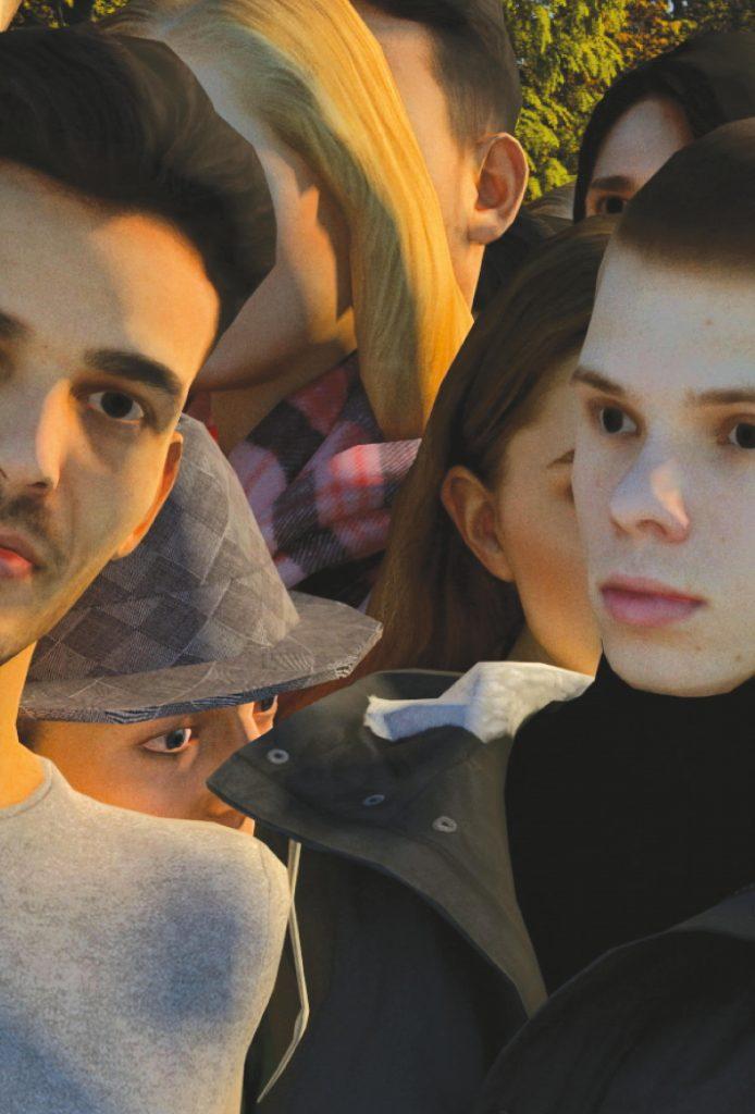 Outils de surveillance, survivance, resistance au Festival Hors pistes du Centre Pompidou