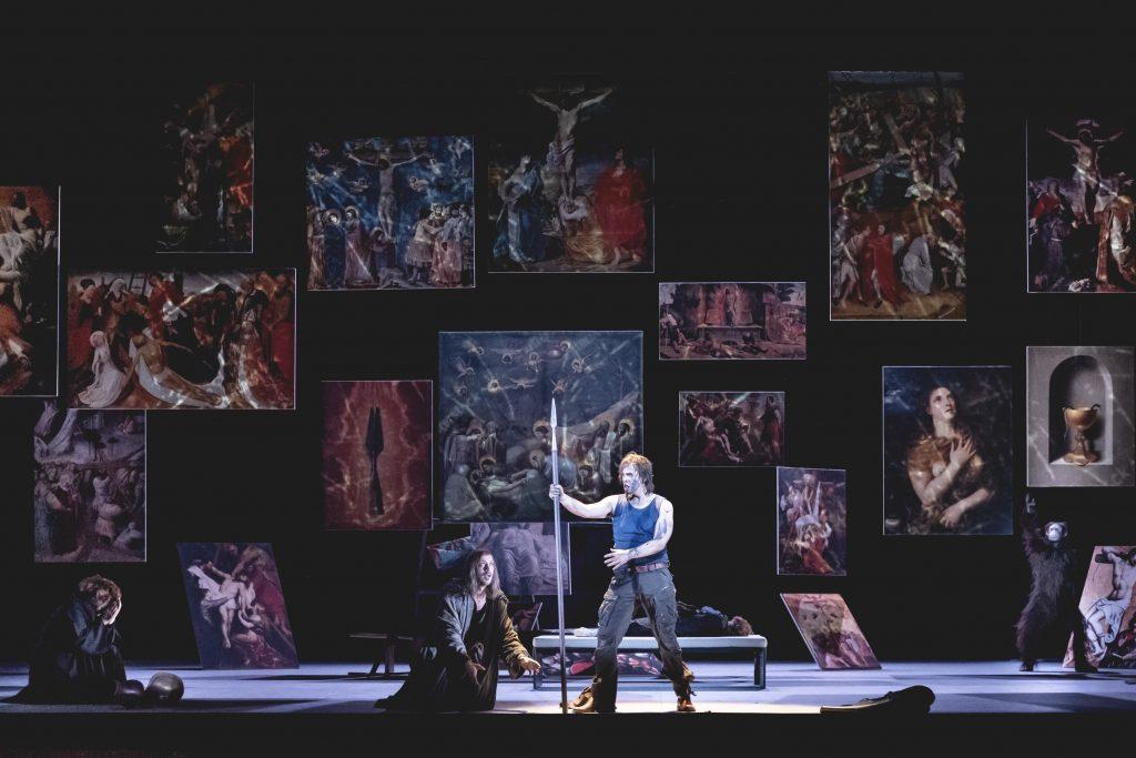 «Parsifal» à Strasbourg : La Nuit au musée