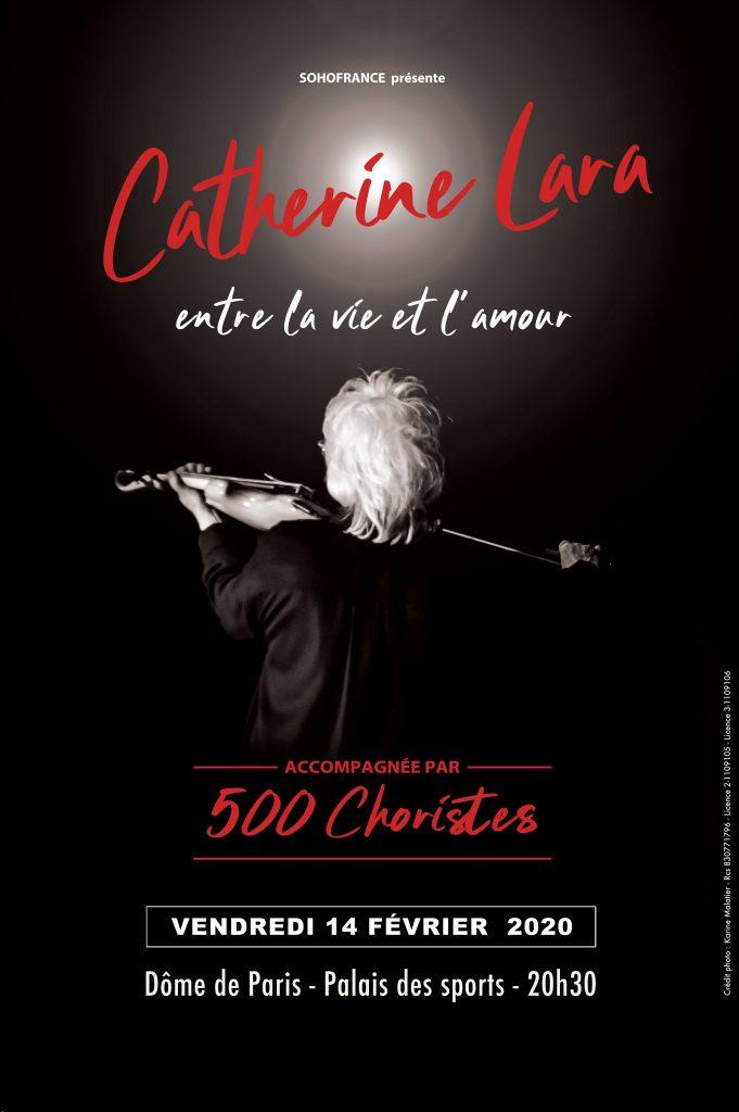 Rencontre avec Catherine Lara, une musicienne au grand cœur