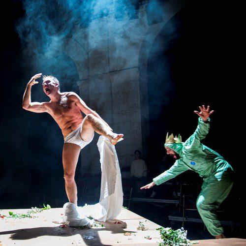 Un Hamlet intense au théâtre de la Bastille par la Compagnie Kobal't