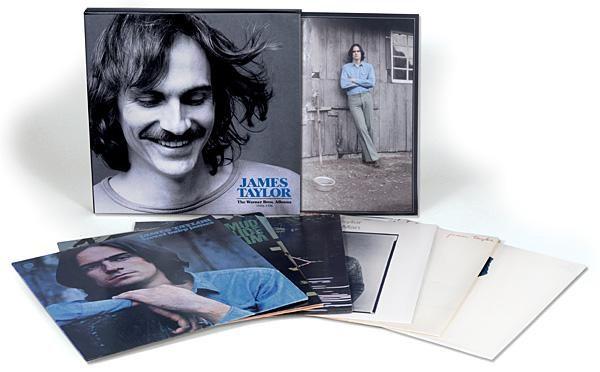James Taylor: 1970- 1976 le coffret des années bonheur!