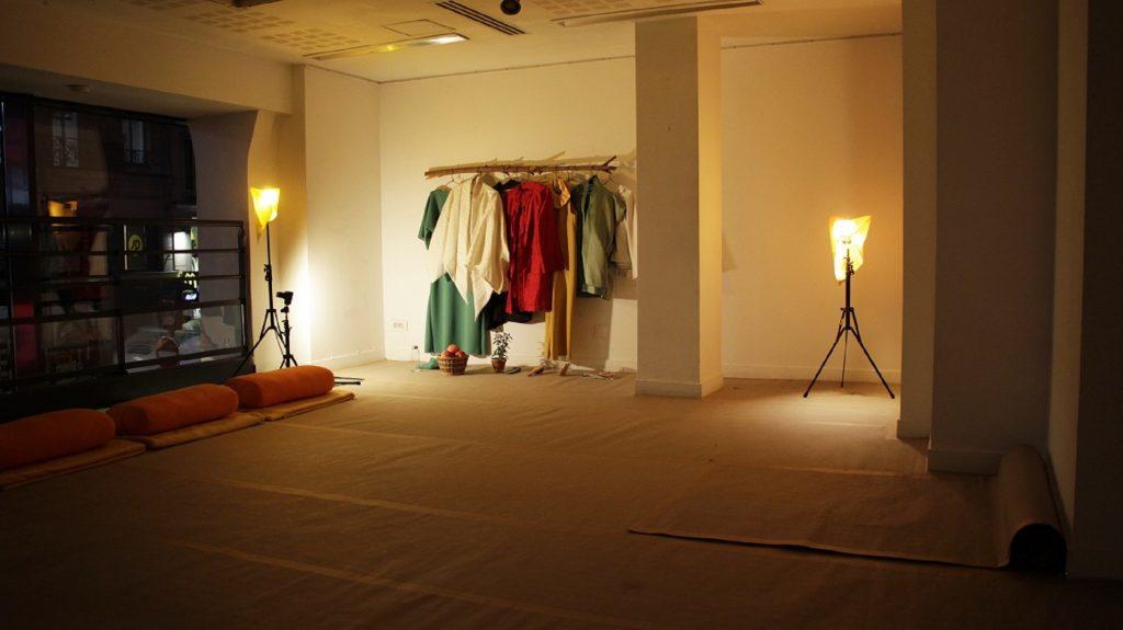 «suneido» au 59, rue de Rivoli : art-sensation, art thérapie