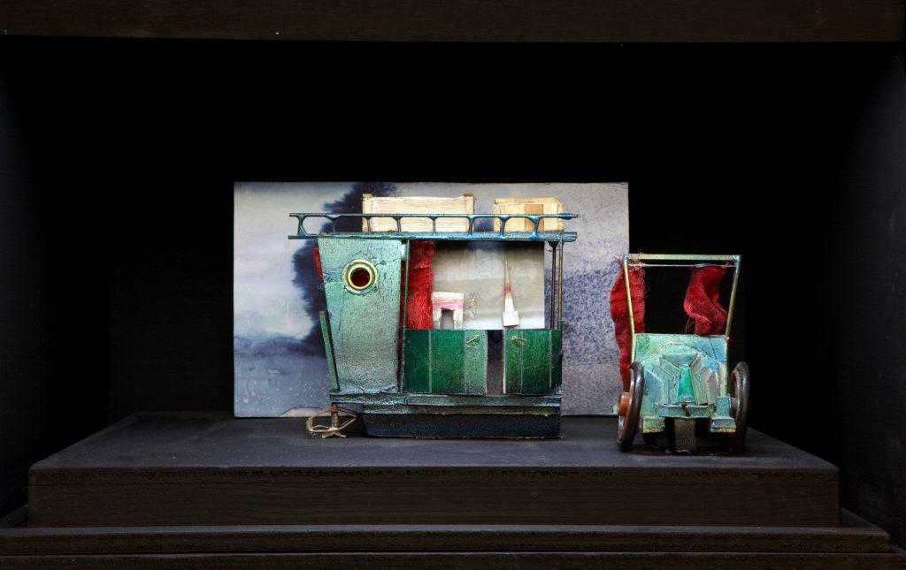 Les maquettes de Jean-Baptiste Manessier s'exposent au Théâtre aux Mains Nues