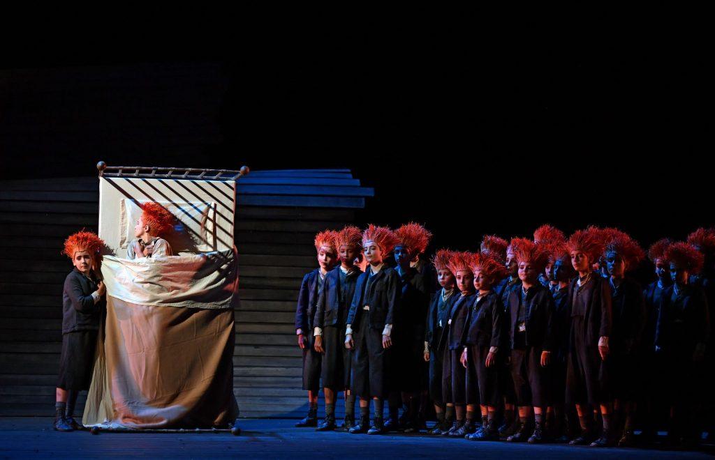 «Poil de carotte», à l'Opéra National de Montpellier : Une création pour tous