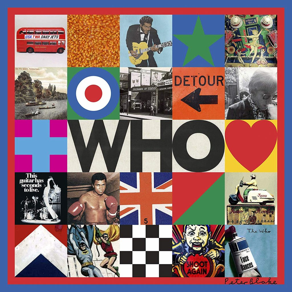 « Who » : le 12eme album des Who, une belle réussite rock !