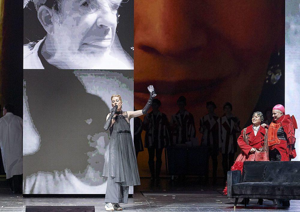 Orlando, une création par-delà les genres à l'Opéra de Vienne