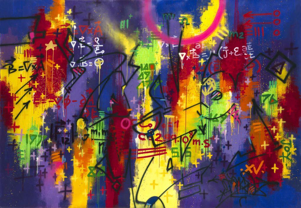Leçon de street art avec Cyril Kongo
