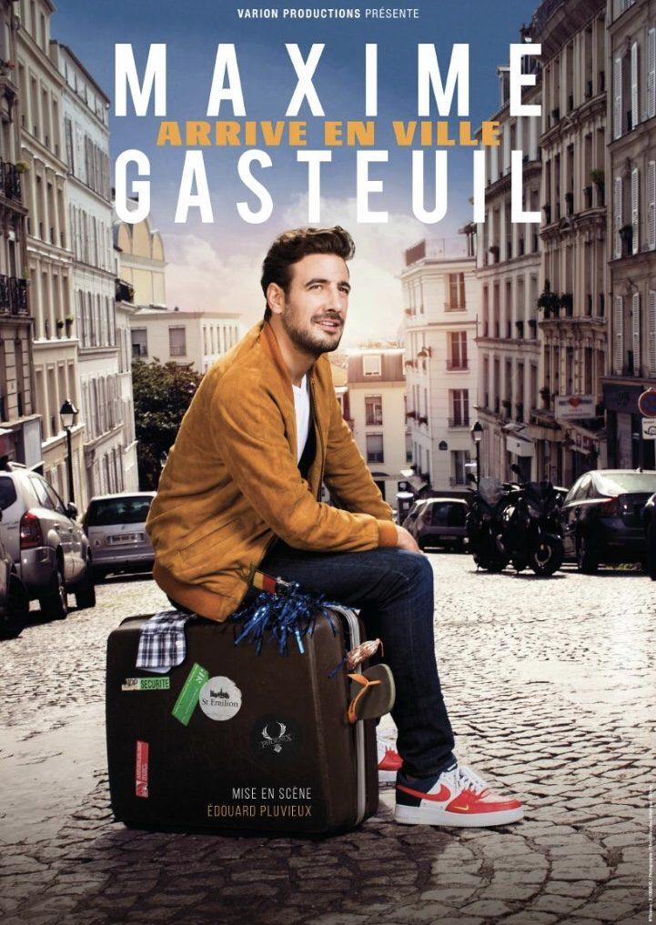 Deux standing ovations pour «Maxime Gasteuil arrive en ville», au Théâtre de la Tour Eiffel