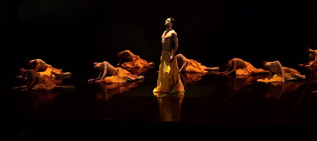 «Dream», le nouveau ballet de Julien Lestel, en tournée dans toute la France