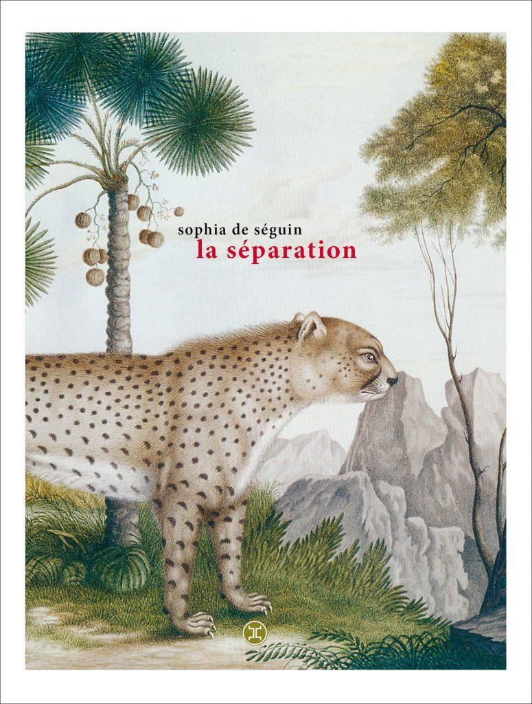 «La Séparation» : Sophia de Séguin écrit la rupture